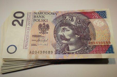 Niecodzienne znalezisko! Jak to możliwe, że ktoś zgubił 43 tys. zł?